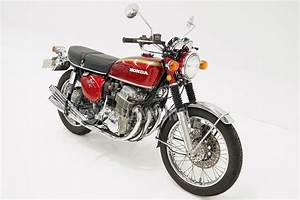 Sold  Honda Cb750 Four K1 Motorcycle Auctions