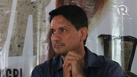 Richard Gomez On Bench Naked Truth Issue No Need To Say