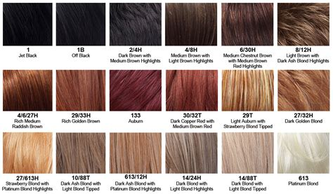 clairol color chart clairol hair color chart hairstyles ideas