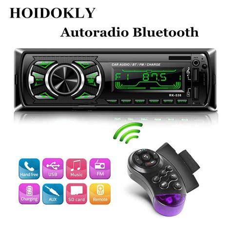 autoradio mit bluetooth freisprecheinrichtung g 252 nstig hoidokly autoradio mit bluetooth