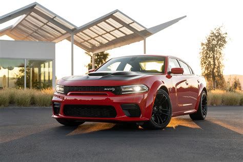 breaking news  widebody charger hellcat   hot rod network