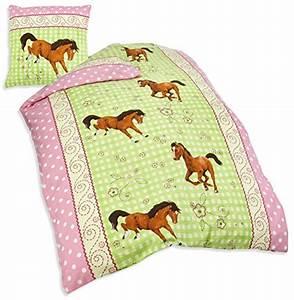 Pferde Bettwäsche Baumwolle : preisvergleich herding 445749050 bettw sche pferde motiv willbilliger ~ Markanthonyermac.com Haus und Dekorationen