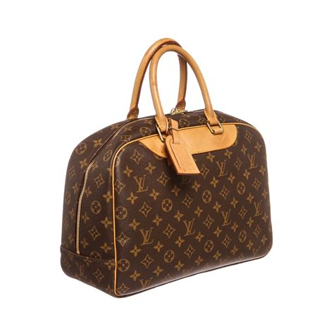 louis vuitton monogram deauville doctor bag pre