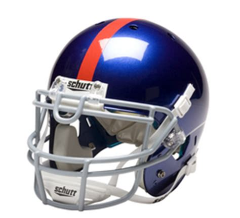 New York Giants Qb Eli Manning To Wear New Airxp Helmet
