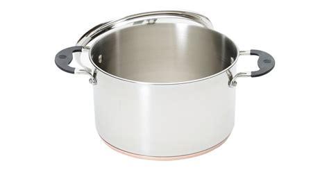 copper base cm stockpot proware kitchen