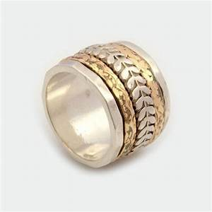 antique spinner ring extra wide spinner ring antique With spinning wedding ring