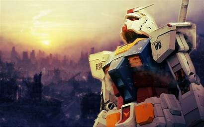 Gundam Android Wallpapers Desktop Iphone Resolution Wallpapertag
