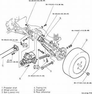 1997 Mazda Millenia Repair Manual