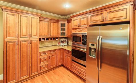 kitchen cabinets ready  assemble rta  wood construction  plywood ebay