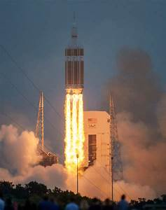 mars-destined NASA orion spacecraft launches for first ...