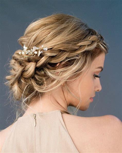 inspiring wedding hairstyles  steph  instagram