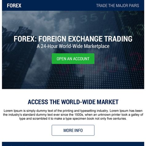 foreign exchange broker best foreign exchange trading ppv landing page forex