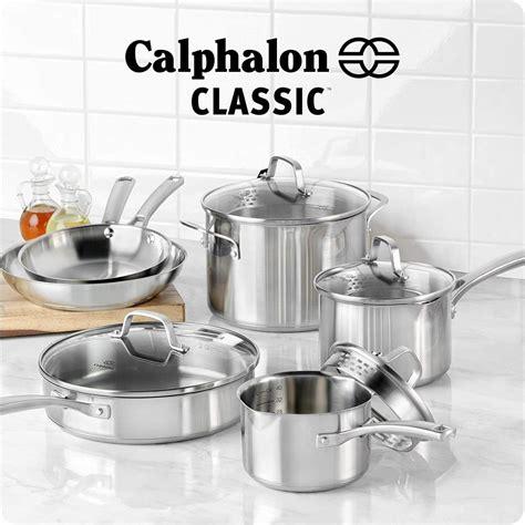 stove electric pans pots cookware calphalon coil
