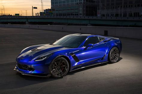 hp corvette   weapon  motorsports gtspirit