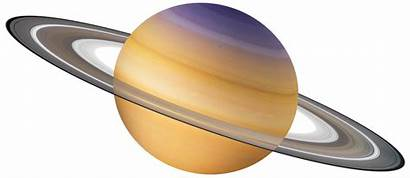 Solar Saturn Planet Transparent System Facts Clipart