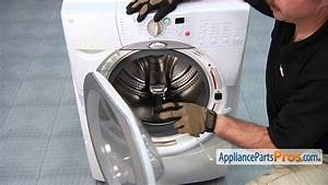 Diagram Ge Washer Front