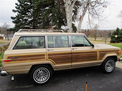 1989 jeep grand wagoneer 1989 jeep grand wagoneer overview cargurus