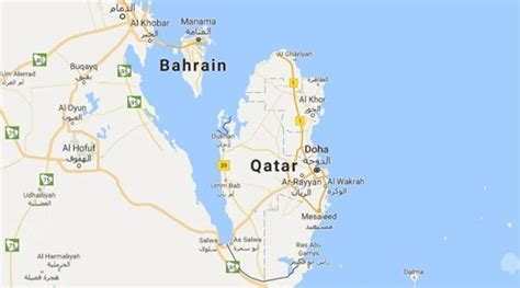 Bahrain, Saudi cut ties with Qatar in a move to protect ...