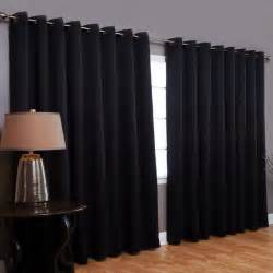 Absolute Zero Home Theater Blackout Curtains by Home Blackout Curtains Amberleafmarketplace