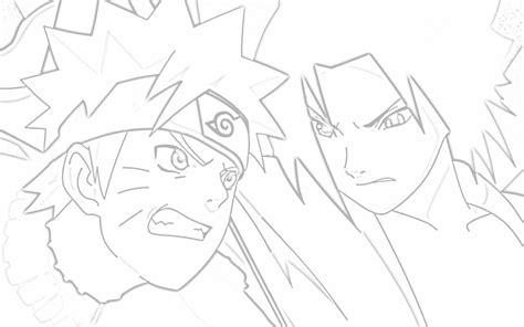 Ausmalbilder Naruto Kostenlos