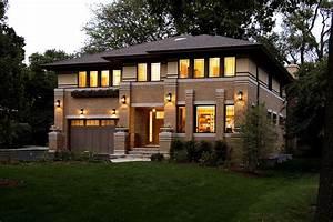 new prairie style house west studio frank lloyd wright With frank lloyd wright home designs