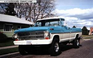 1968 Ford F250 4x4
