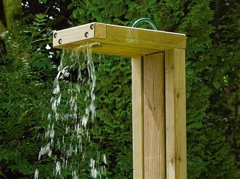 Wassertank Selber Bauen by Gartendusche Sommerregen Bauanleitung Garten
