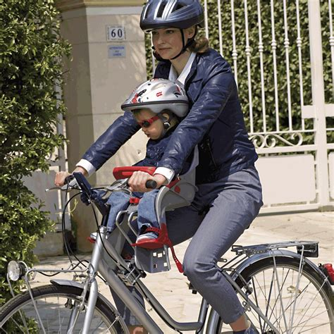 siege bébé velo ok baby front facing child bike seat blue ebay