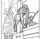 Coloring Spiderman Games Game Paint Pages Colouring Coloringhome Popular Library Clipart Source sketch template