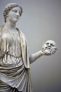Ponderful — ancientart: Ancient Roman sculpture of Thalia,...