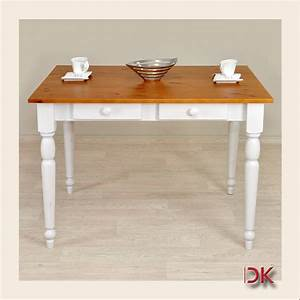 Esstisch Weiß Kiefer : esstisch tisch k chentisch schrank 120x80 kiefer massivholz wei lasiert 630262 ~ Indierocktalk.com Haus und Dekorationen