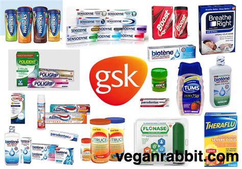 Is GlaxoSmithKline Cruelty-Free or Vegan? » Vegan Rabbit