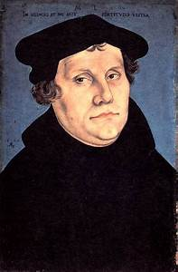 Do Not Be Surprised...: A Brief Reformation Day History ...
