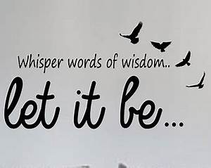 Popular items for quote decal wall on Etsy