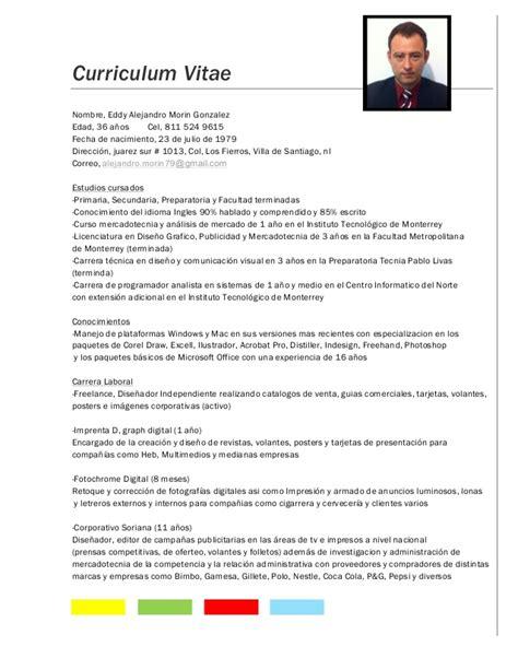 Curriculum Vitae Tips And Tricks by Curriculum Vitae Eddy Morin