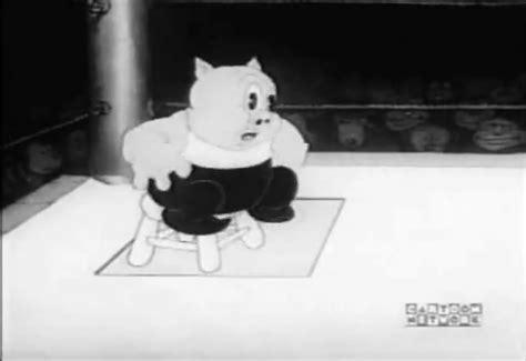 153. Porky The Wrestler (1937