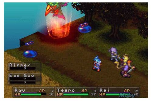 Breath of fire 4 psp eboot download :: gsucogmonde