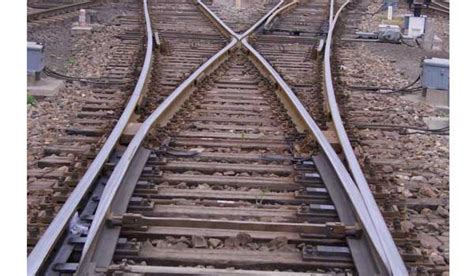 What Railway Switch Simple Equilateral Three Way
