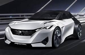 Future 2008 Peugeot : peugeot fractal electric concept ~ Dallasstarsshop.com Idées de Décoration