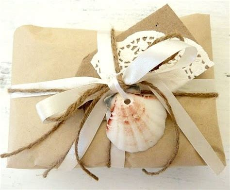 Simple Beachy Gift Wrapping Ideas With Shells, Brown Paper. How To Make Knitted Christmas Decorations. Cowell's Garden Centre Christmas Decorations. Outside Christmas Decorations With Lights. Christmas Cake Decorations Perth. Christmas Decorations In New York City. Christmas Decorations To Make In School. Christmas Decorations Table Ideas. Best Christmas Decorations Bay Area