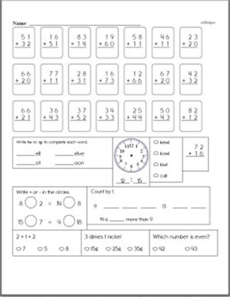 digit addition worksheets lessons  printables
