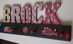 captivating 25 firefighter wall decor design inspiration With awesome fire truck wall decals