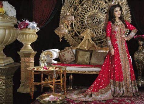 Wedding Dresses Pakistani : Pakistani Traditional Bridal Dresses