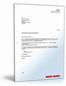 Rückzahlung Kaution Frist : aufforderung zur r ckzahlung der mietkaution ~ A.2002-acura-tl-radio.info Haus und Dekorationen