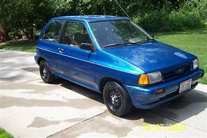 1991 Ford Festiva - Information And Photos