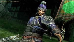 Dynasty Warriors 8 - Xiahou Yuan Musou Attack!! - YouTube