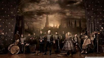 Chemical Romance Parade Wallpapers Desktop Mcr Background