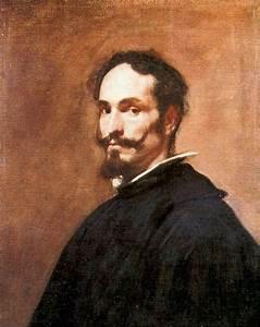 Portrait of a Man by VELZQUEZ, Diego Rodriguez de Silva y