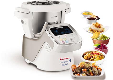 El Robot De Cocina Que Se Conecta A Ti