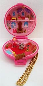 Polly Pocket Doll Jeweled Palace Compact Play Set- Made in ...